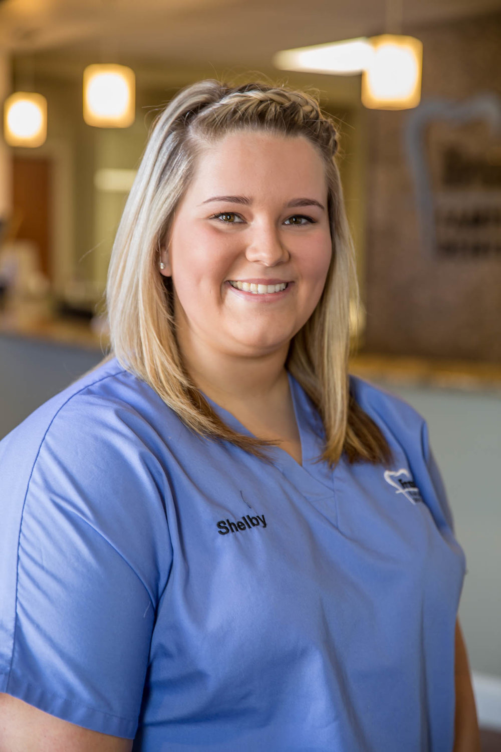 Meet Shelby at Frazee Family Dentistry.