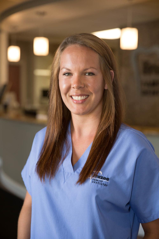 Meet Sierra at Frazee Family Dentistry.