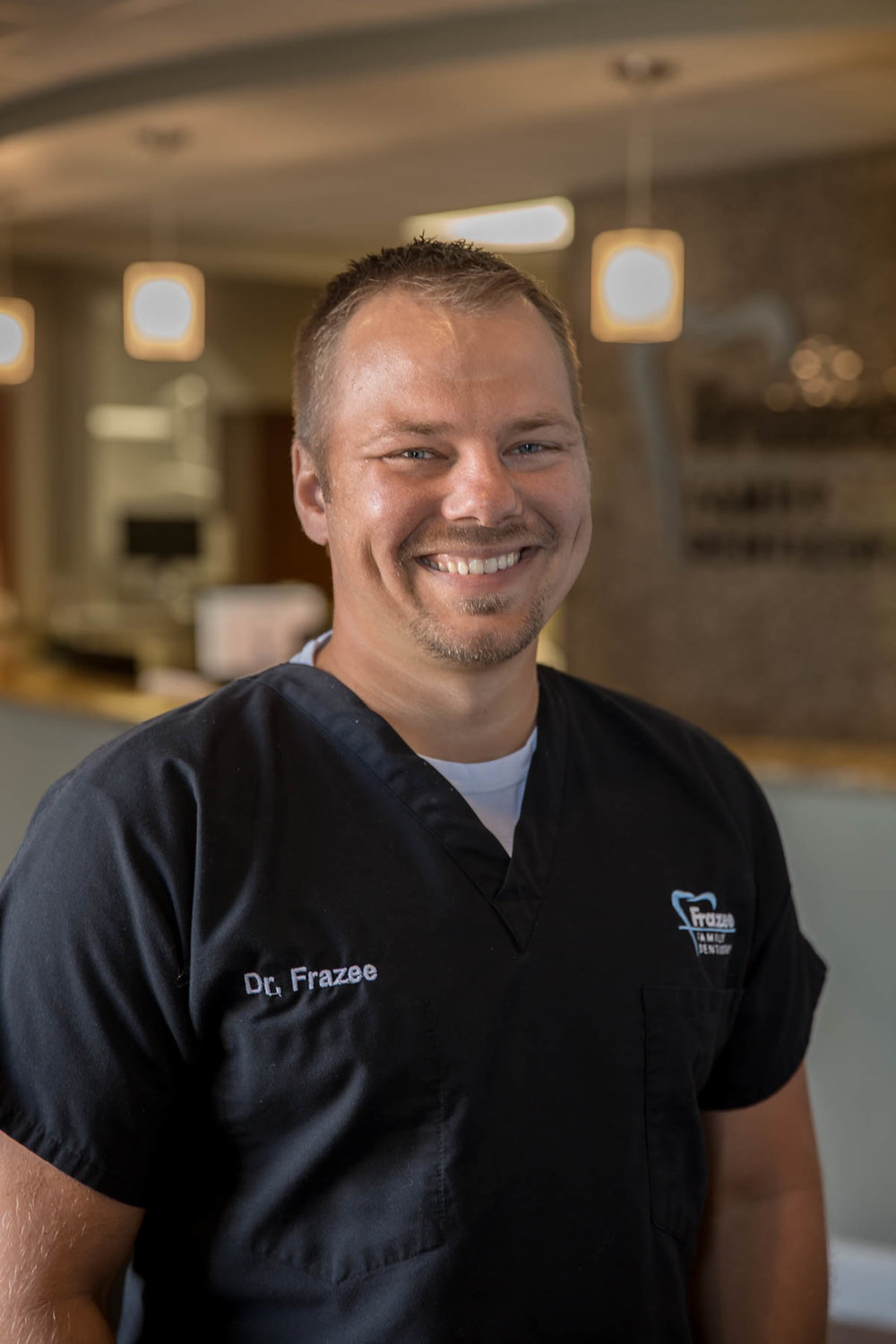 Meet Dr. Frazee at Frazee Family Dentistry.