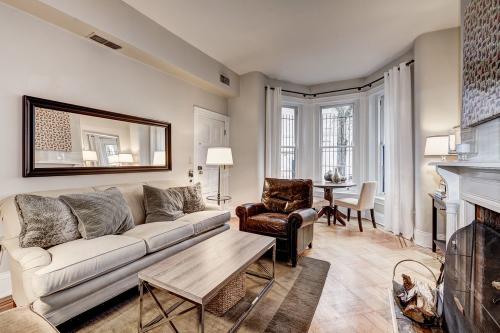 1711 Riggs Place NW - Dupont Circle
