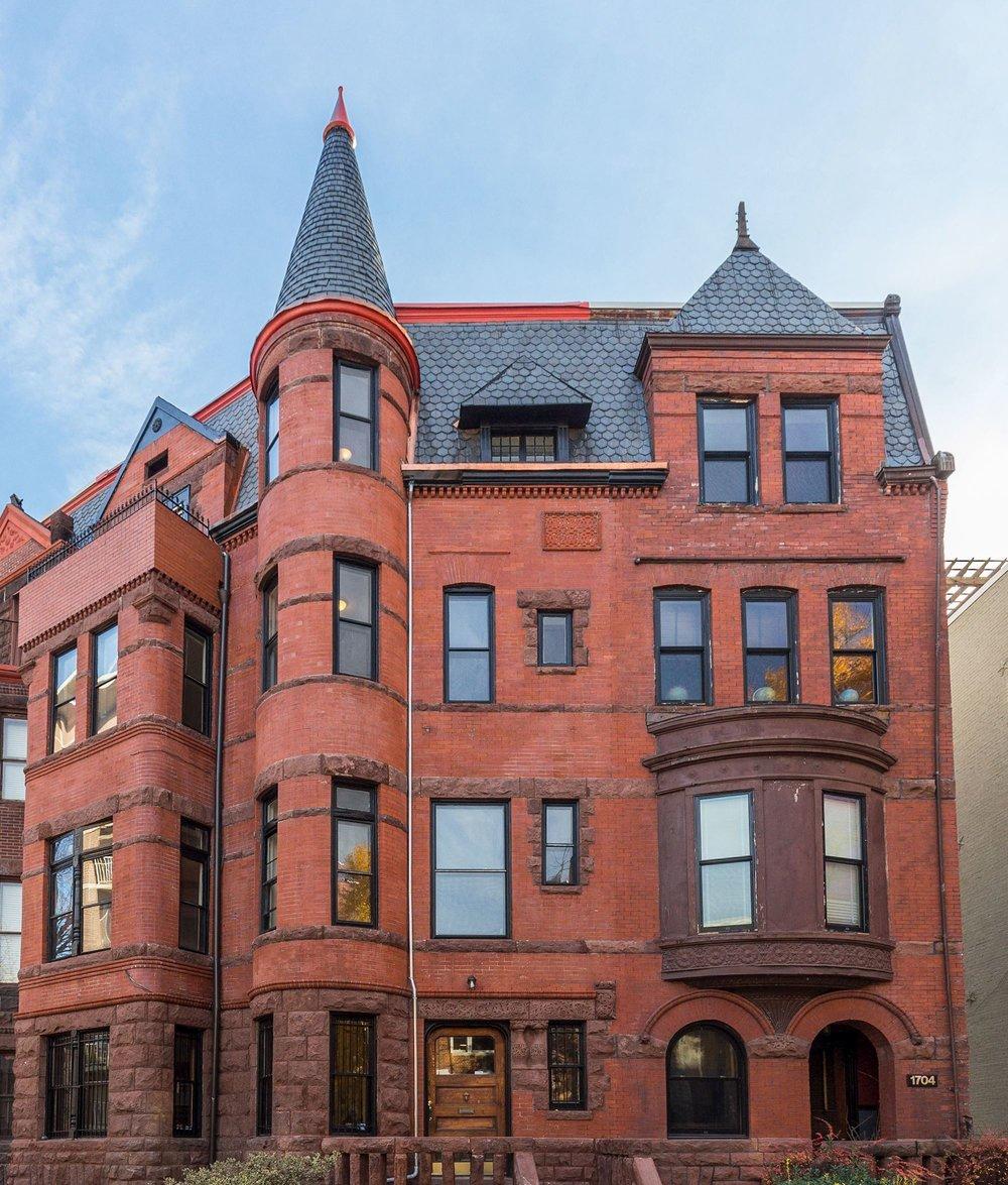 1702 Swann Street NW - Dupont Circle