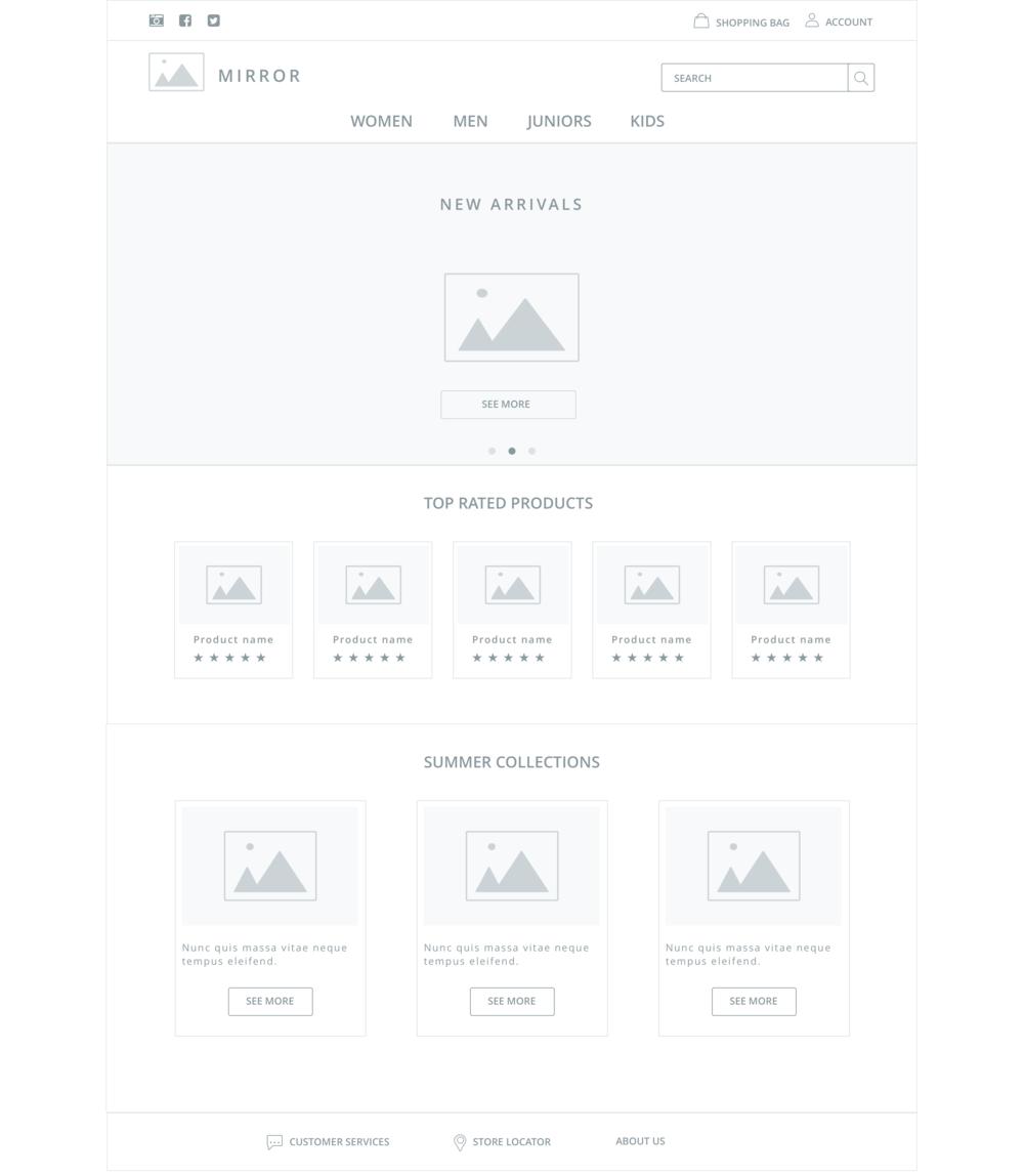 DESKtop Homepage