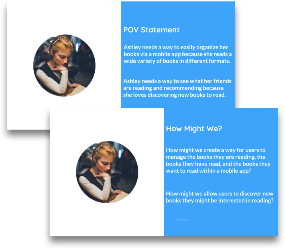 POV Statements and HMW Questions