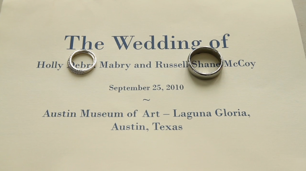 Austin Museum of Art Wedding Video Pic 01