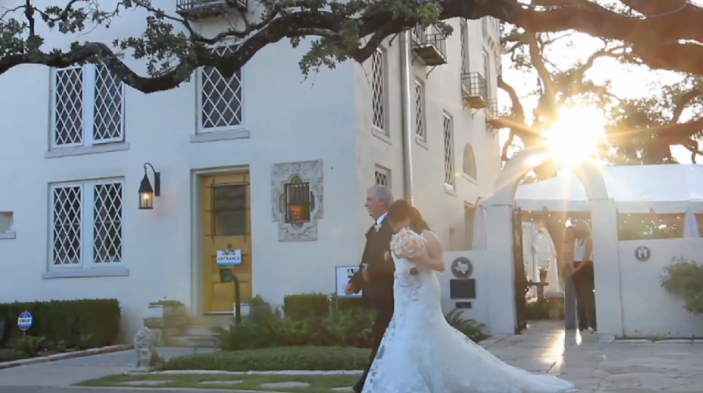 Austin Museum of Art Wedding Video Pic 02