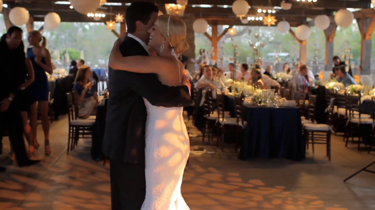 Clink Events Austin Bastrop Hyatt Regency Lost Pines Resort Wedding Pic 06 first dance