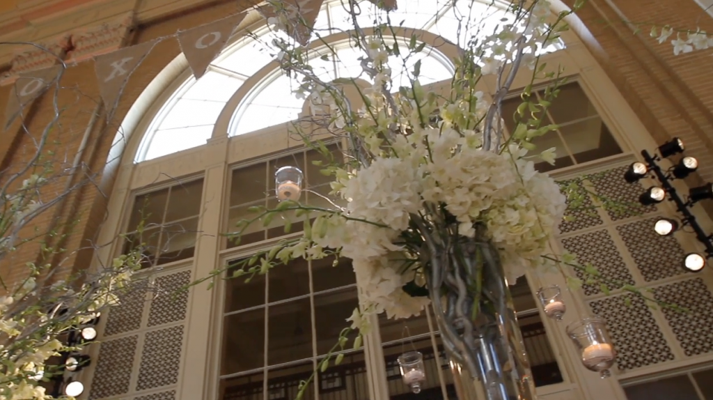 dfw events dallas union station wedding pic 18 table decor xoxo