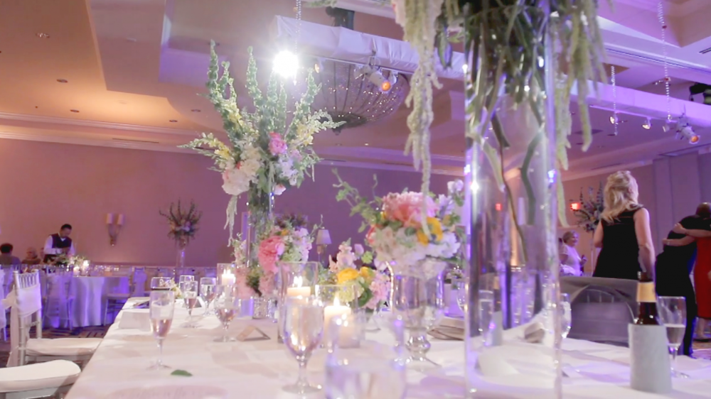 four seasons hotel austin wedding pic 24 table decor