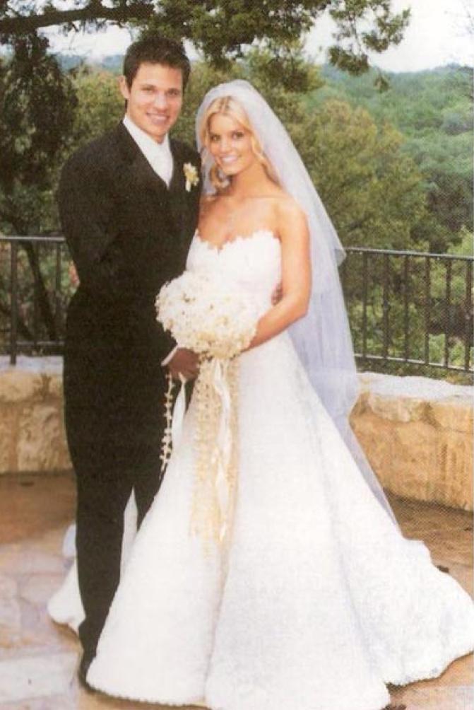 jessica simpson wedding austin barton creek resort