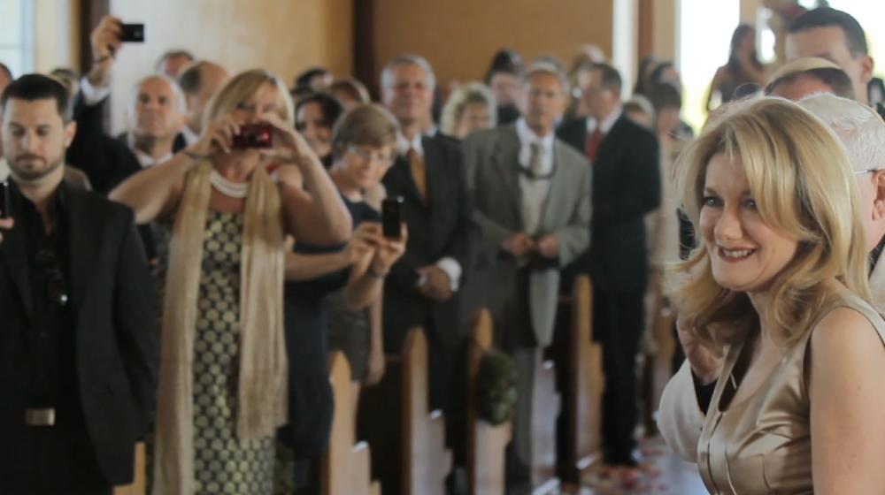 rough creek lodge jewish wedding video pic 25 here comes the bride
