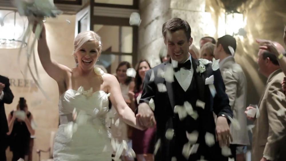 Barton Creek Lizze Belle Austin Wedding Video Pic 14