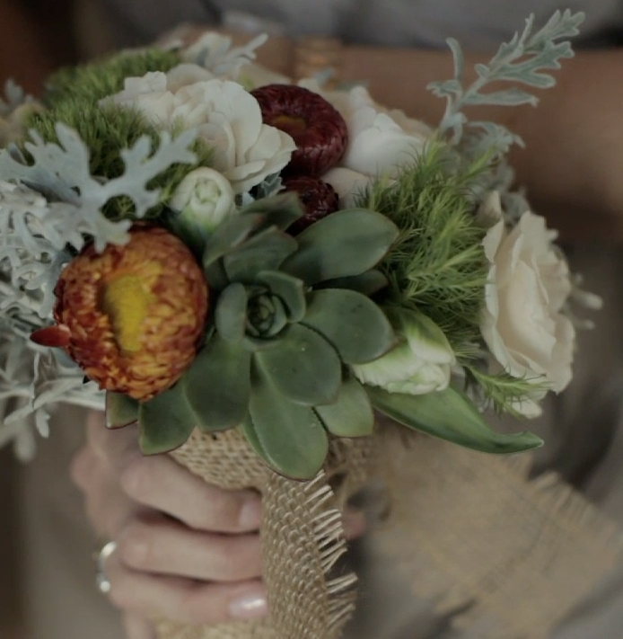 Houston rustic outdoor wedding pic 21 bouquet