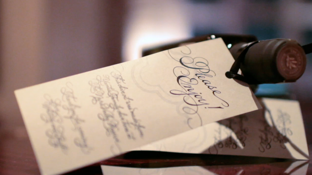 Escondido Clink Events Austin Wedding Video Pic 10 reception favor