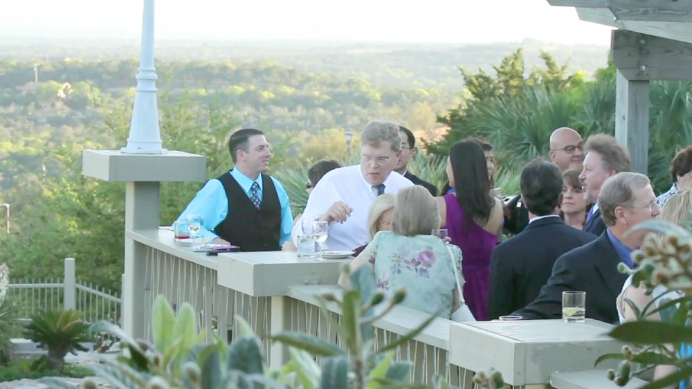 villa antonia austin wedding video pic 21