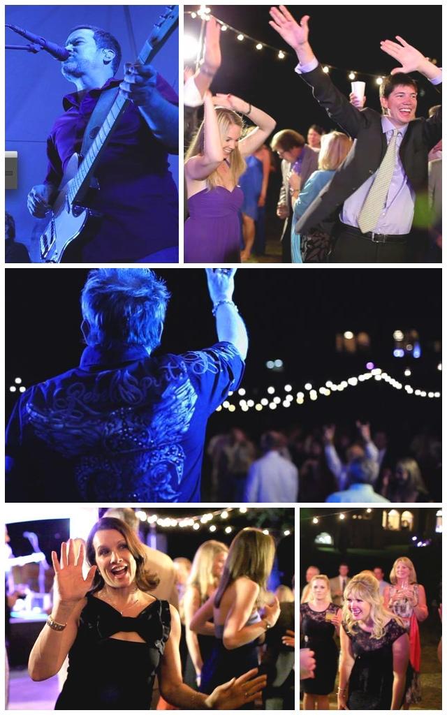 suede austin wedding video photo