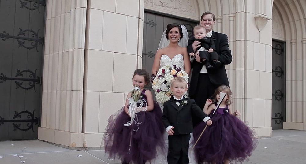 lubbock caprock winery church wedding photo 11