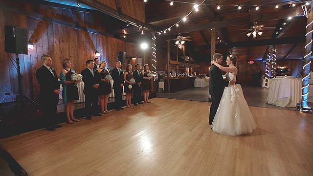 safari texas ranch rustic elegant wedding video picture 17