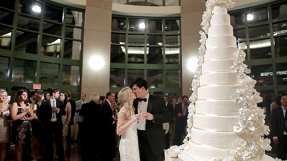 brock & co event bullock texas state history museum wedding videographer picture 60