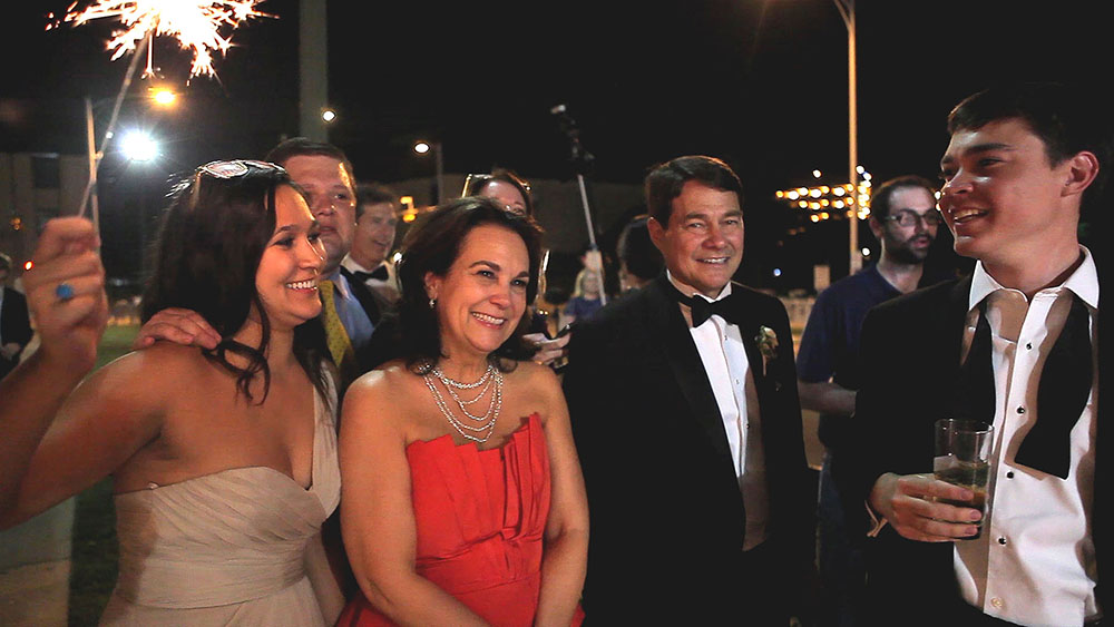 brock & co event bullock texas state history museum wedding videographer picture 65