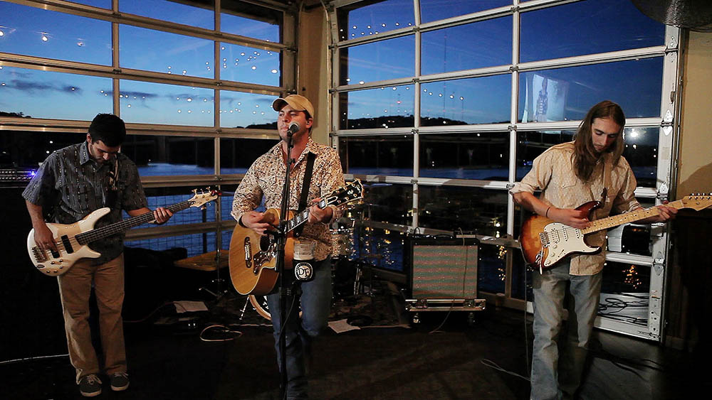 austin aggie wedding rehearsal dinner town lake drew fish band pics 50