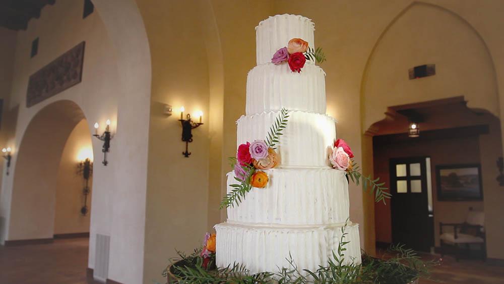 Escondido Papel Picado Paper Lace Wedding by Brock and Co 02