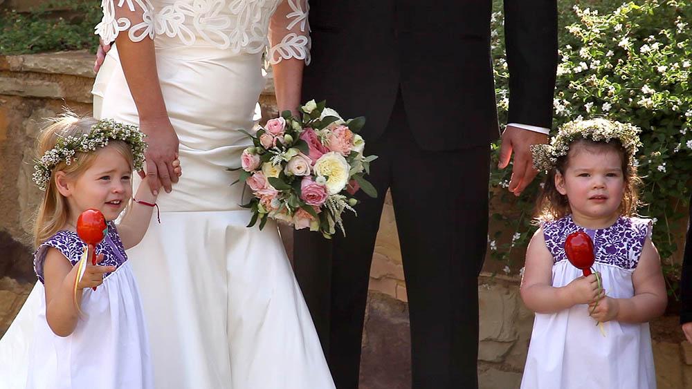 Escondido Papel Picado Paper Lace Wedding by Brock and Co 07