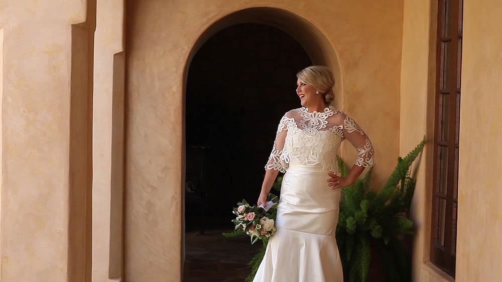 Escondido Papel Picado Paper Lace Wedding by Brock and Co 10