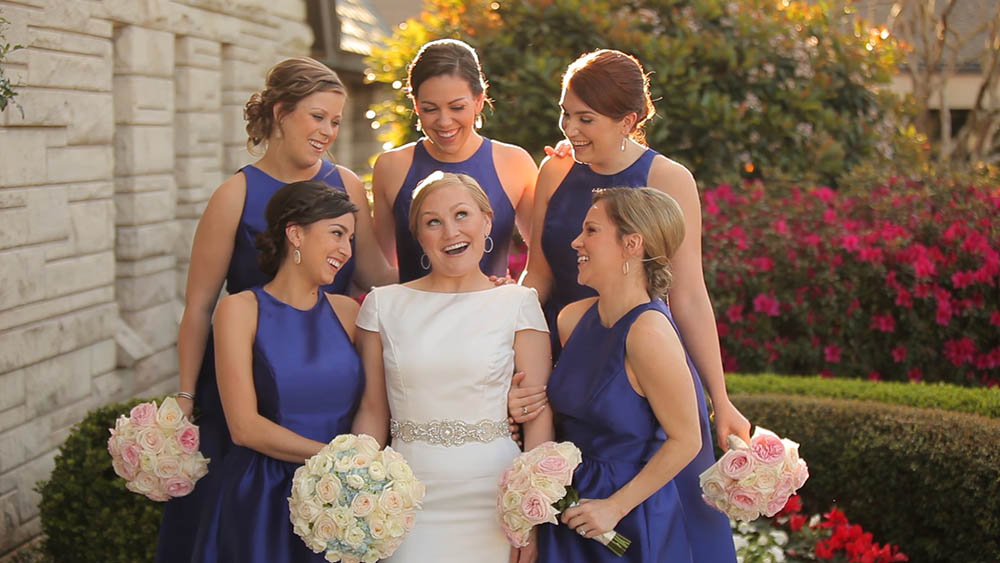 Houston Wedding Videographer Belle of the Ball Events 24