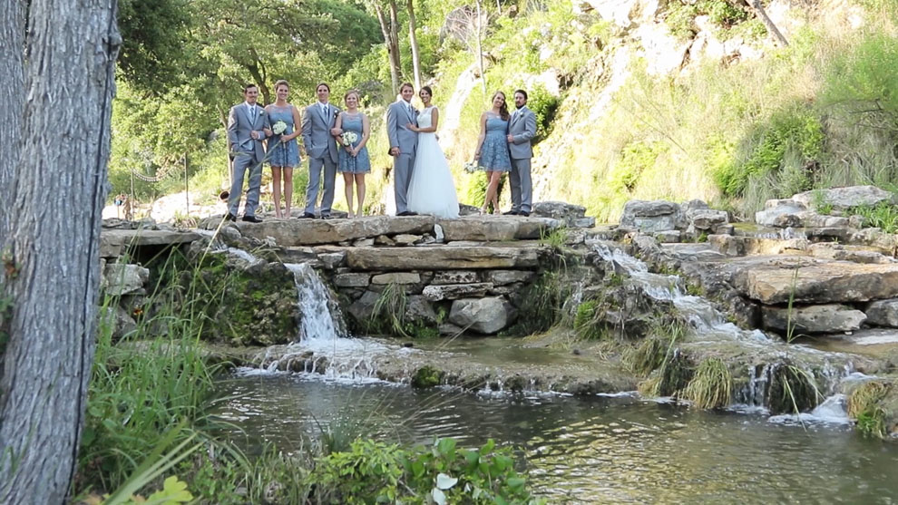 Bridal Veil Falls Wedding 21