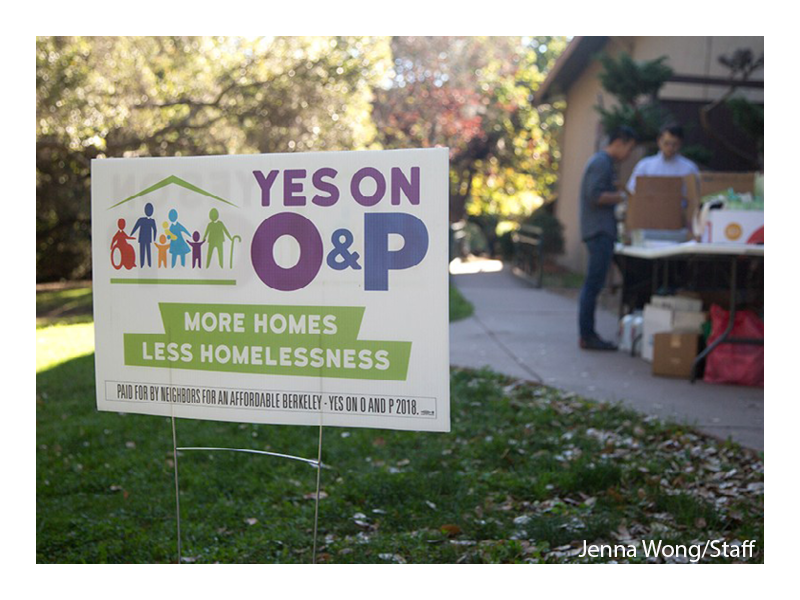 The passage of Measure P on the November 2018 ballot will provide significant new resources to expand Navigation Centers, shelter beds, mental health services, outreach, employment programs and housing subsidies for the homeless.