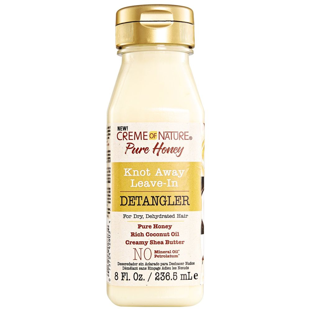 Creme Of Nature Pure Honey Knot Away Leave-In Detangler — House Of Hair LA