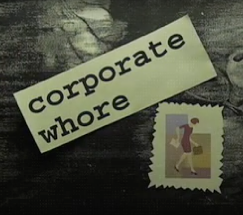 Corporate Whore (short film)
