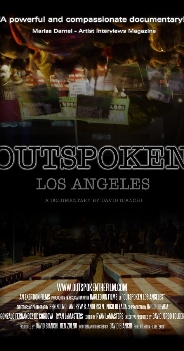 Outspoken: Los Angeles (film)