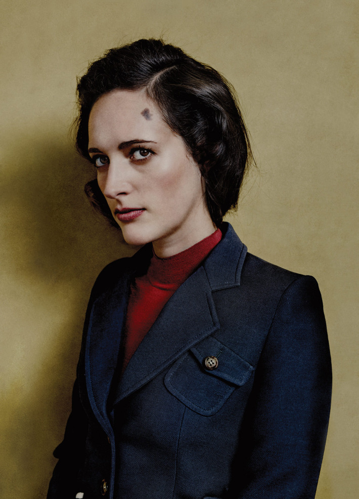 Phoebe Waller-Bridge - BAFTA and Multi-Award winning actor and writer, creator of Fleabag and Crashing and showrunner  on Emmy nominated Killing Eve.Phoebe is repped as a Creative in the UK by Alec Drysdale at Independent and in the US by United Talent Agency.