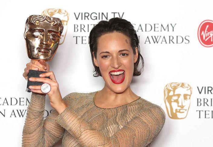 Phoebe-BAFTA-win.jpg