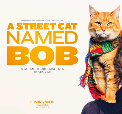 Ben Deery In A Street Cat Named Bob