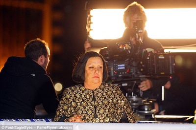 Kathy Burke in Absolutely Fabulous: The Movie