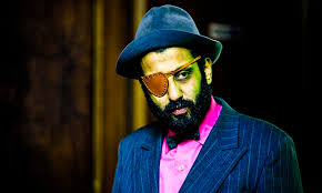 Adeel Akhtar in Utopia   (C4)