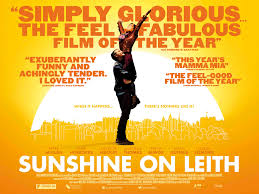 Emma Hartley-Miller in Sunshine On Leith -