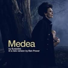 Vivien Carter and Daisy Maywood in Medea (The National)
