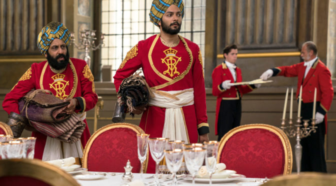 Adeel Akhtar in Victoria and Abdul -