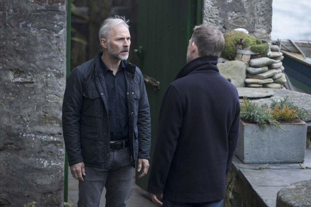 Mark Bonnar in Shetland Series 4