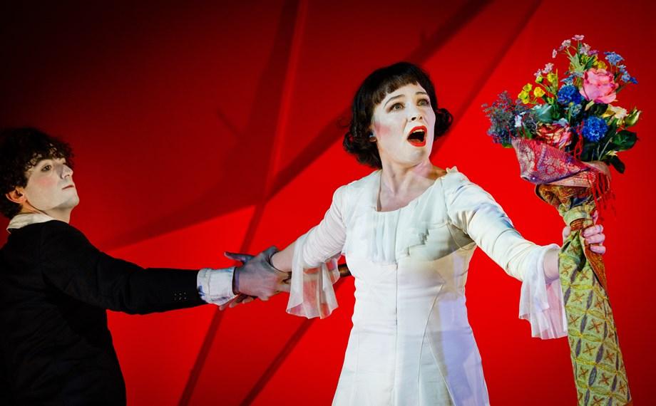 Daisy Maywood in Flying Lovers -