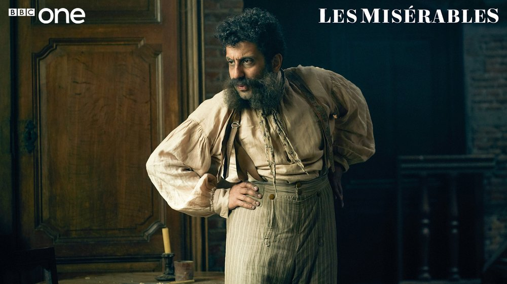 Adeel Akhtar as Thenardier