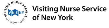 visiting nurse service of new york