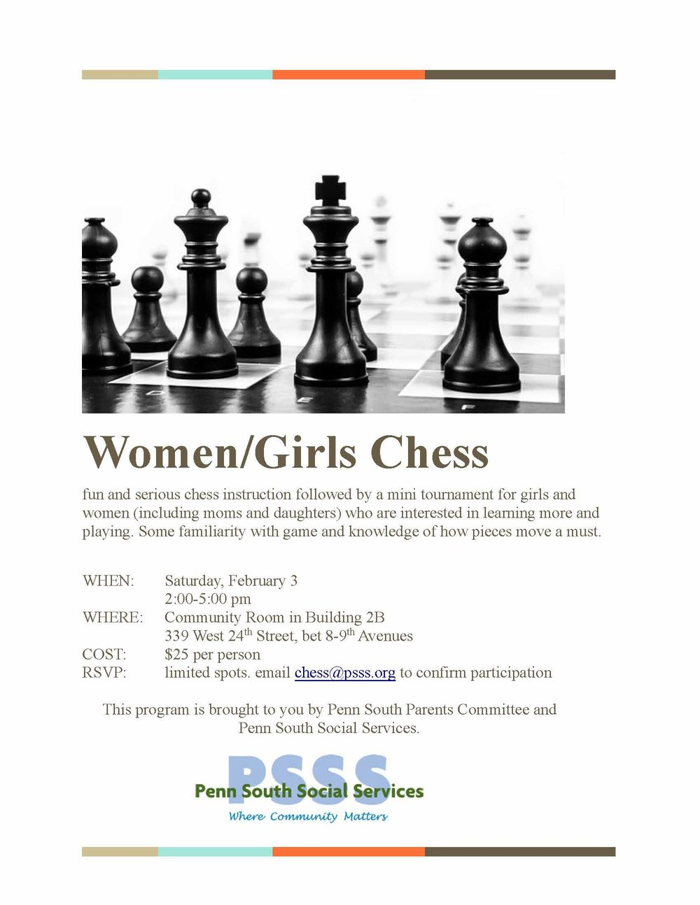 girls chess