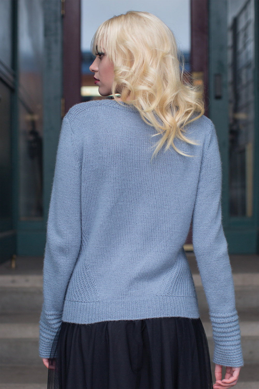 Pine Street Pullover