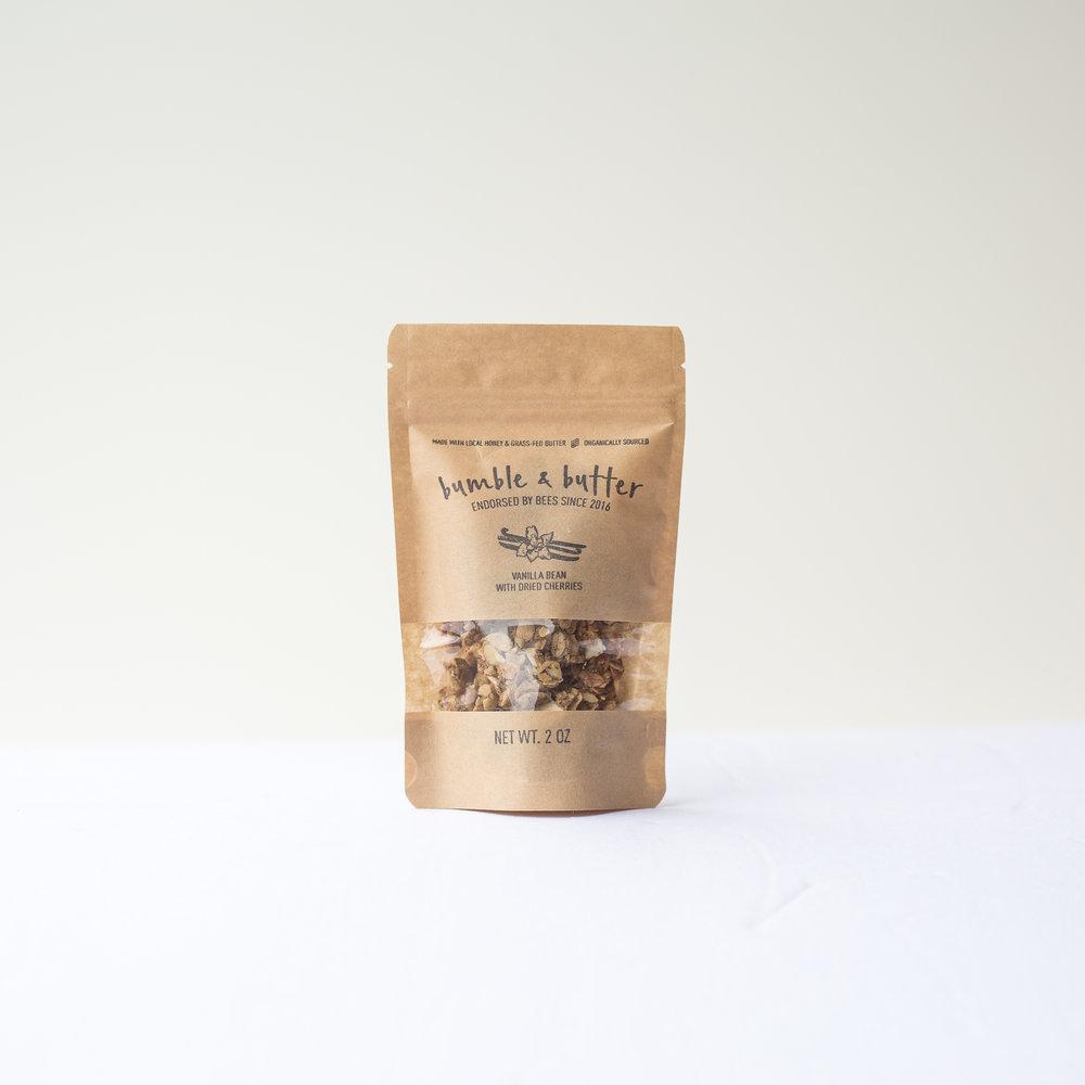 2 oz - Vanilla Bean