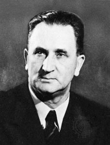 Johannes Gerhardus Strijdom  was Prime Minister of South Africa from 30 November 1954 to 24 August 1958. He was an uncompromising Afrikaner  nationalist, and a member of the largest, white supremacist faction of the National Party  who further perpetuated the party's apartheid policies during his rule. https://en.wikipedia.org/wiki/J._G._Strijdom