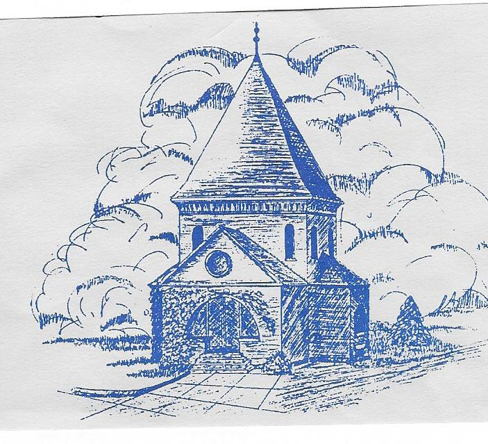 Pencil Sketch by unknown artist